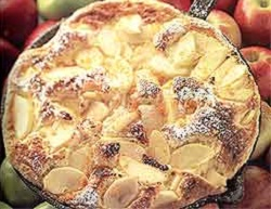 Old Easter Apple Tansie Recipe