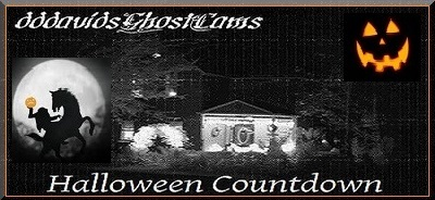 How many days until Halloween countdown calendar.