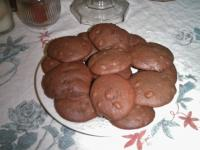 1930s Old Fashioned Chocolate Drop Cookies
